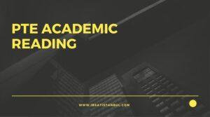 pte academic kursu pte academic özel ders istanbul pte akademik kursu, pte academic reading kursu.