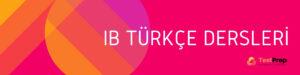 ib türkçe özel ders